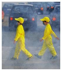 Allergie nei bambini, l'inquinamento fra le cause
