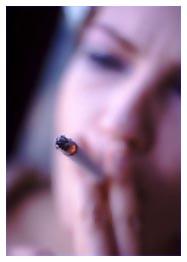 Non cè tosse dopo che smise di fumare