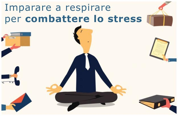 Combattere lo stress