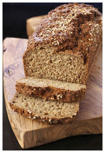 pane di soia per la dieta