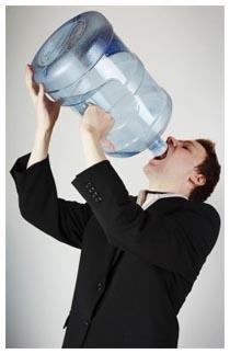 dieta estrema solo acqua