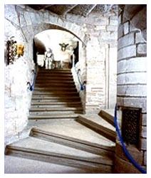 La stanza segreta del Castello di Glamis