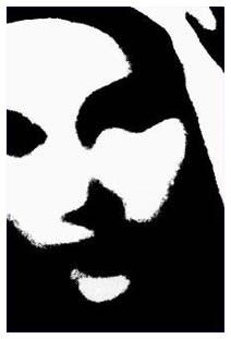 Foto paranormali: immagine mariana