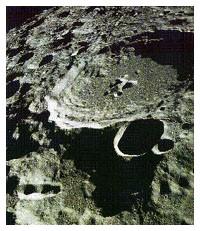 ufo sulla Luna