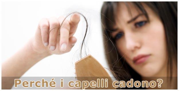 Caduta dei capelli  cause e rimedi per donne e uomini 298084c134b6