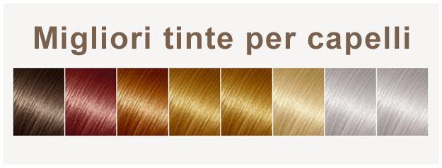 Tinta per capelli e tumori for Tinte per capelli non nocive