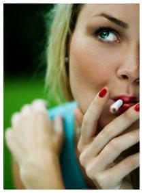 Lingua fumante smessa