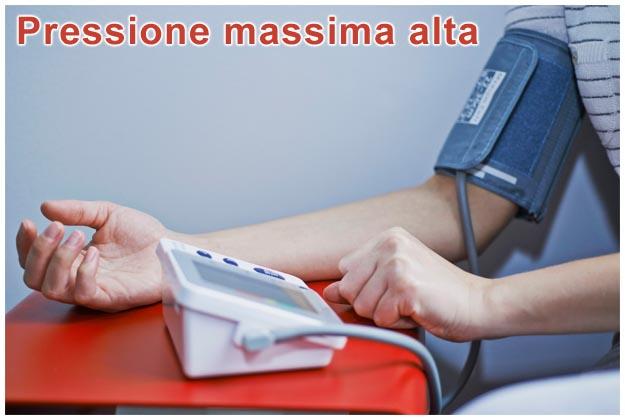 Pressione alta: sintomi ipertensione arteriosa